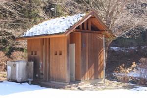 トイレ-キャンプ場